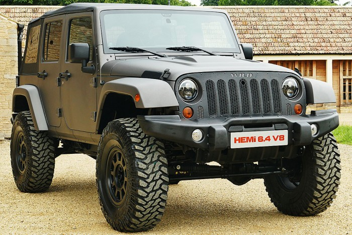 , Have you seen our 6.4 V8 HEMI powered Jeep Wrangler?
