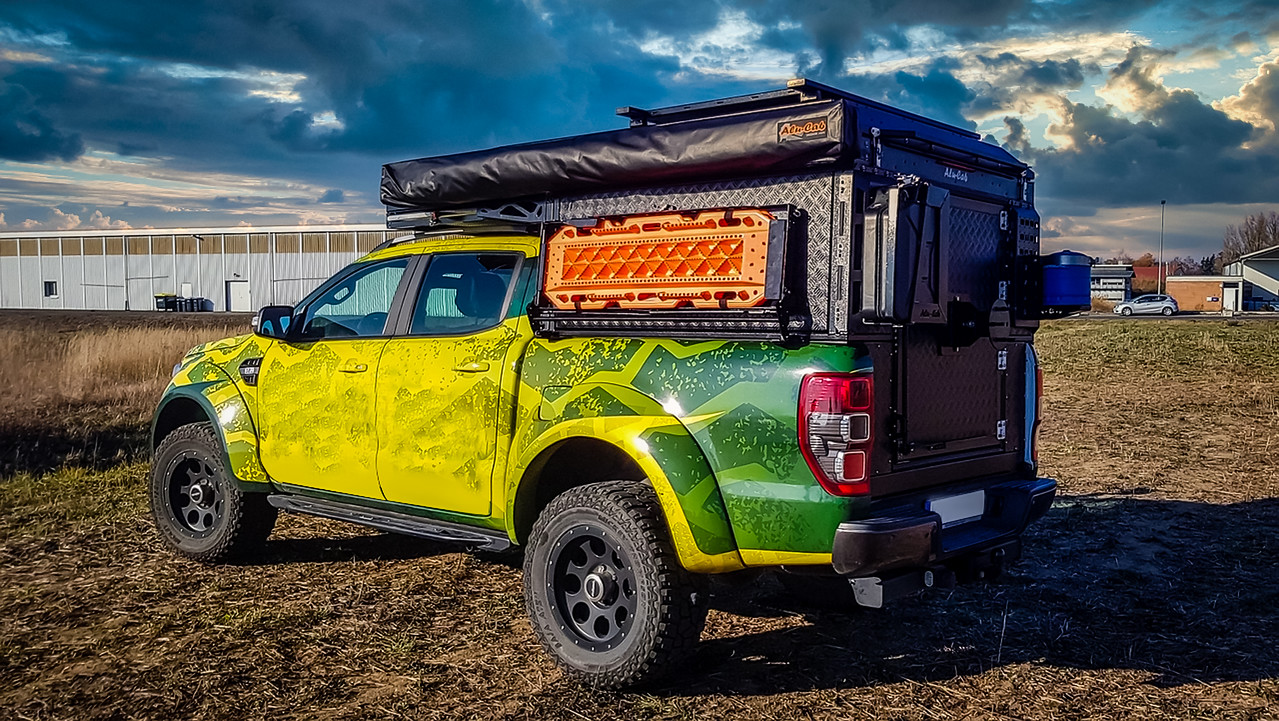 Ford Ranger Pop Top Camper Conversion Nene Overland Land Rover Specialist With Over 28 Years Experiencenene Overland Land Rover Specialist With Over 28 Years Experience